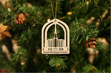 Load image into Gallery viewer, Seattle Washington Temple Christmas Ornament