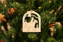 Load image into Gallery viewer, Cowboy Christmas Ornament