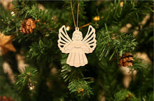 Load image into Gallery viewer, Angel Christmas Ornament