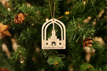 Load image into Gallery viewer, Columbia River Temple Christmas Ornament