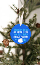 Load image into Gallery viewer, Best Friends Pandemic Christmas Ornament
