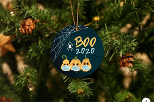 Boo 2020  Ornament