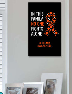 Leukemia Awareness Sign