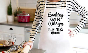 Whispy Business Apron