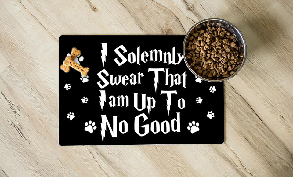 Harry Potter Pet Placemat