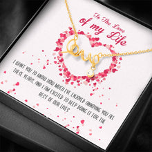 Load image into Gallery viewer, Love of My Life Love Necklace