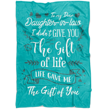Load image into Gallery viewer, Custom Designed Daughter-In-Law Blanket