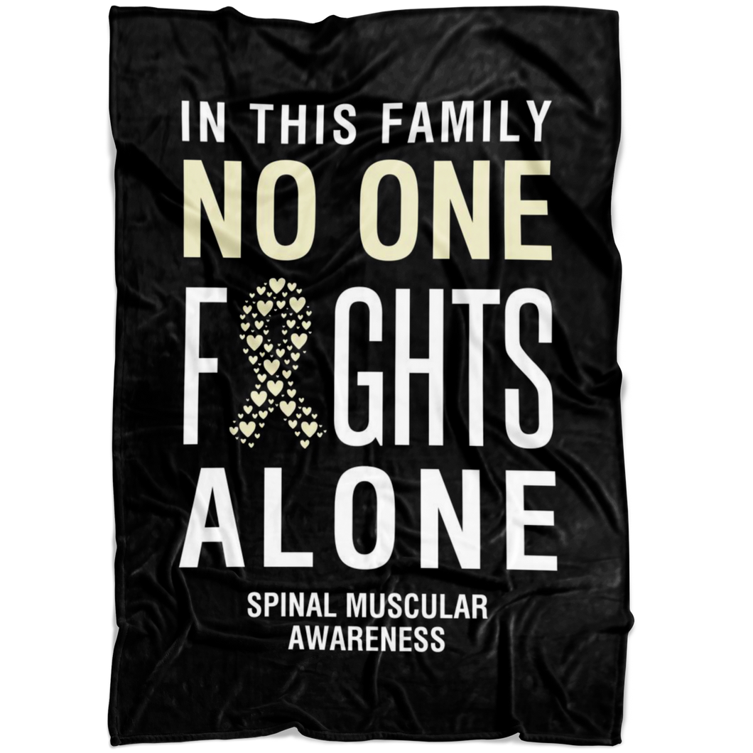 Spinal Muscular Atrophy Blanket