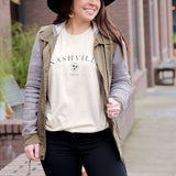 Jessica Long Sleeve [Creme]