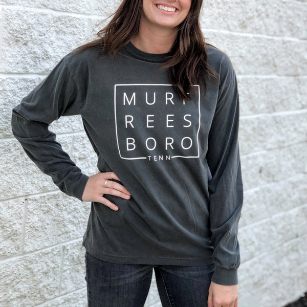 Original Murfreesboro Square© Long Sleeve