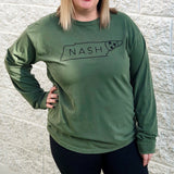 Nash Tristar Long Sleeve [Hemp]