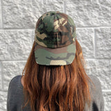 Distressed Murfreesboro Square© Hat [Camo]