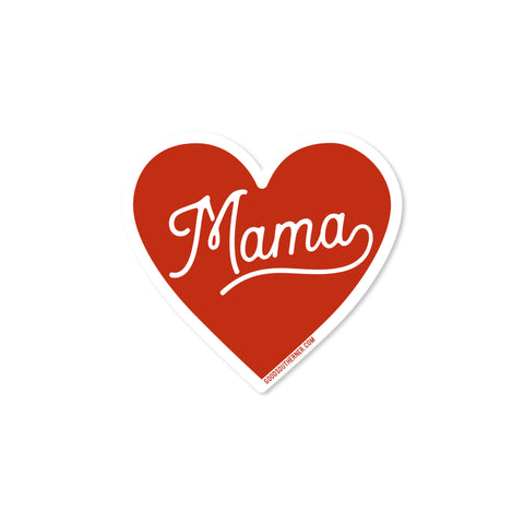 Love Mama Sticker