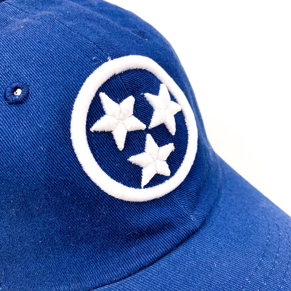 Tristar Youth Cap [Royal]