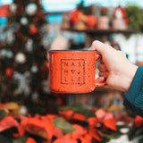 Nashville Square© Campfire Mug [Red]