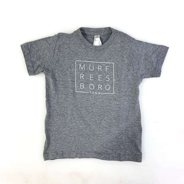 Toddler Murfreesboro Square© Tee [Athletic Heather]