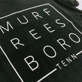 Original Murfreesboro Square© Youth Tee [Black]