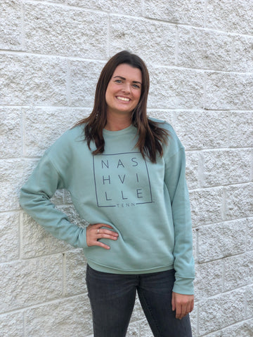 Nashville Square Sweatshirt