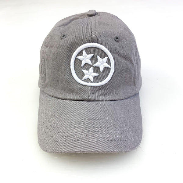 Tristar Youth Cap [Grey]