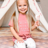 Original Murfreesboro Square© Toddler Tee [Mauve]