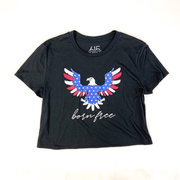 Born Free Crop Top