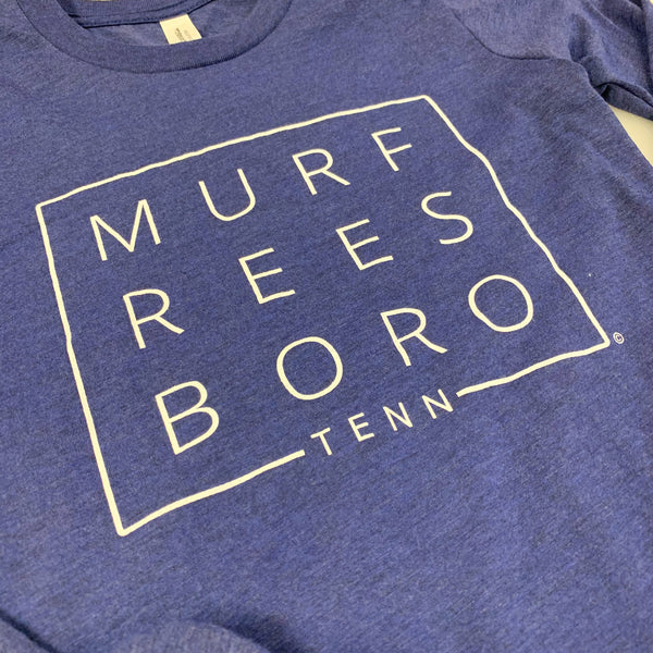 Murfreesboro Square© Youth Long Sleeve [Heather Royal]