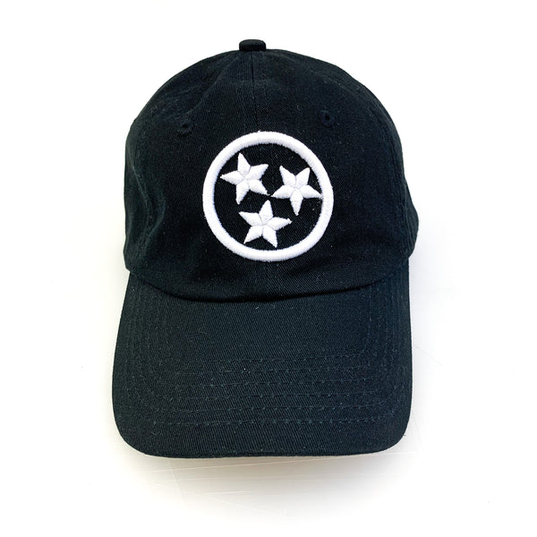 Tristar Youth Cap [Black]