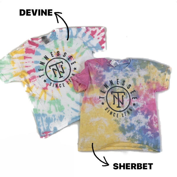 Tennessee Tie Dye [Youth]
