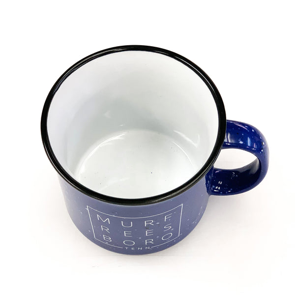 Royal Blue Murfreesboro Square© Campfire Mug