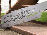 Home Sweet Murfreesboro Metal Sign