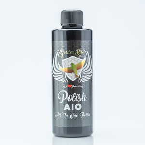 POLISH  - AIO All In One Polish by Golden Bird Detail
