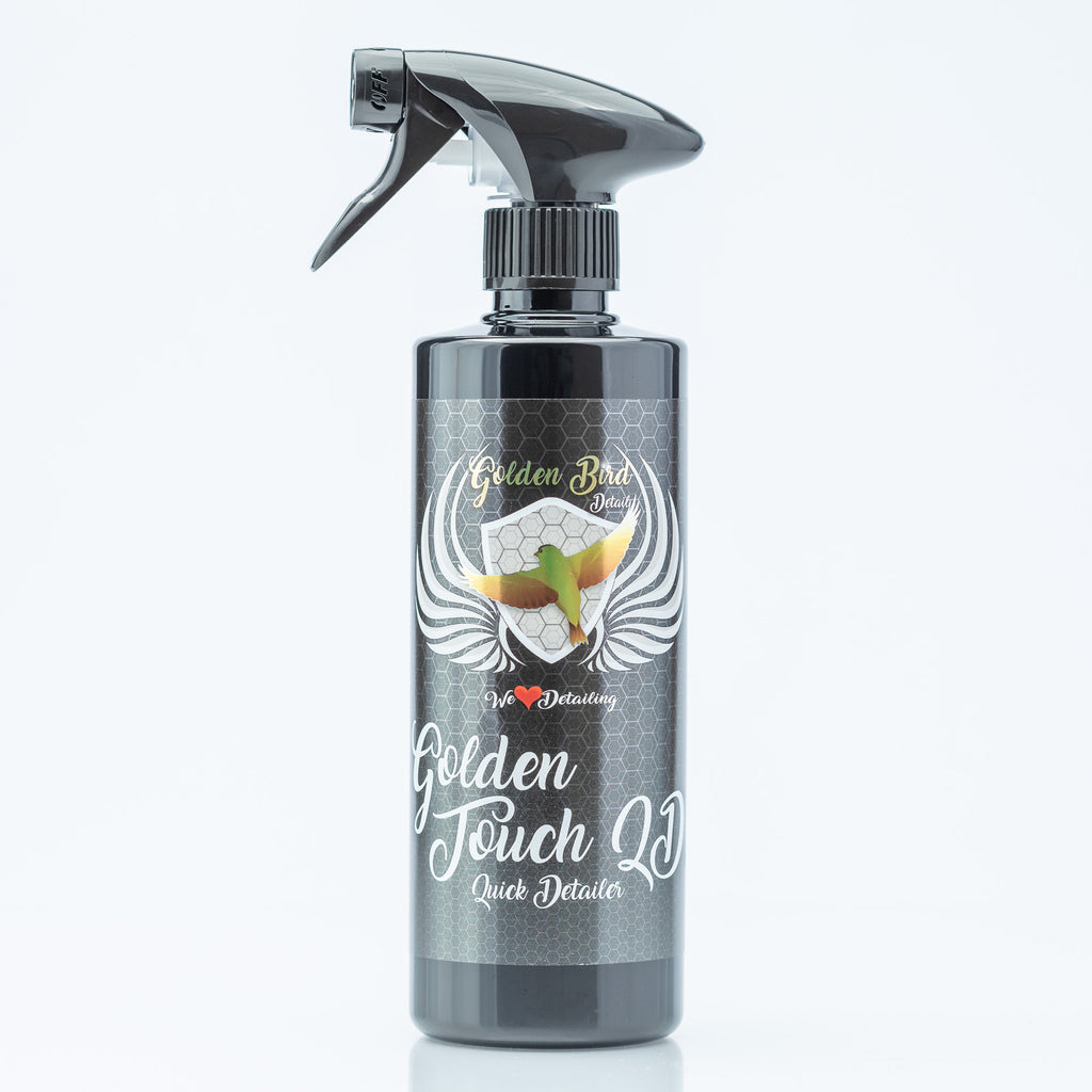 Golden Touch QD /  Quick Detailer by Golden Bird Detail