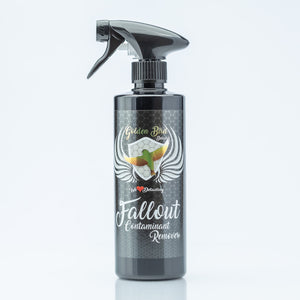 FALLOUT Contaminant Iron Remover by Golden Bird Detail