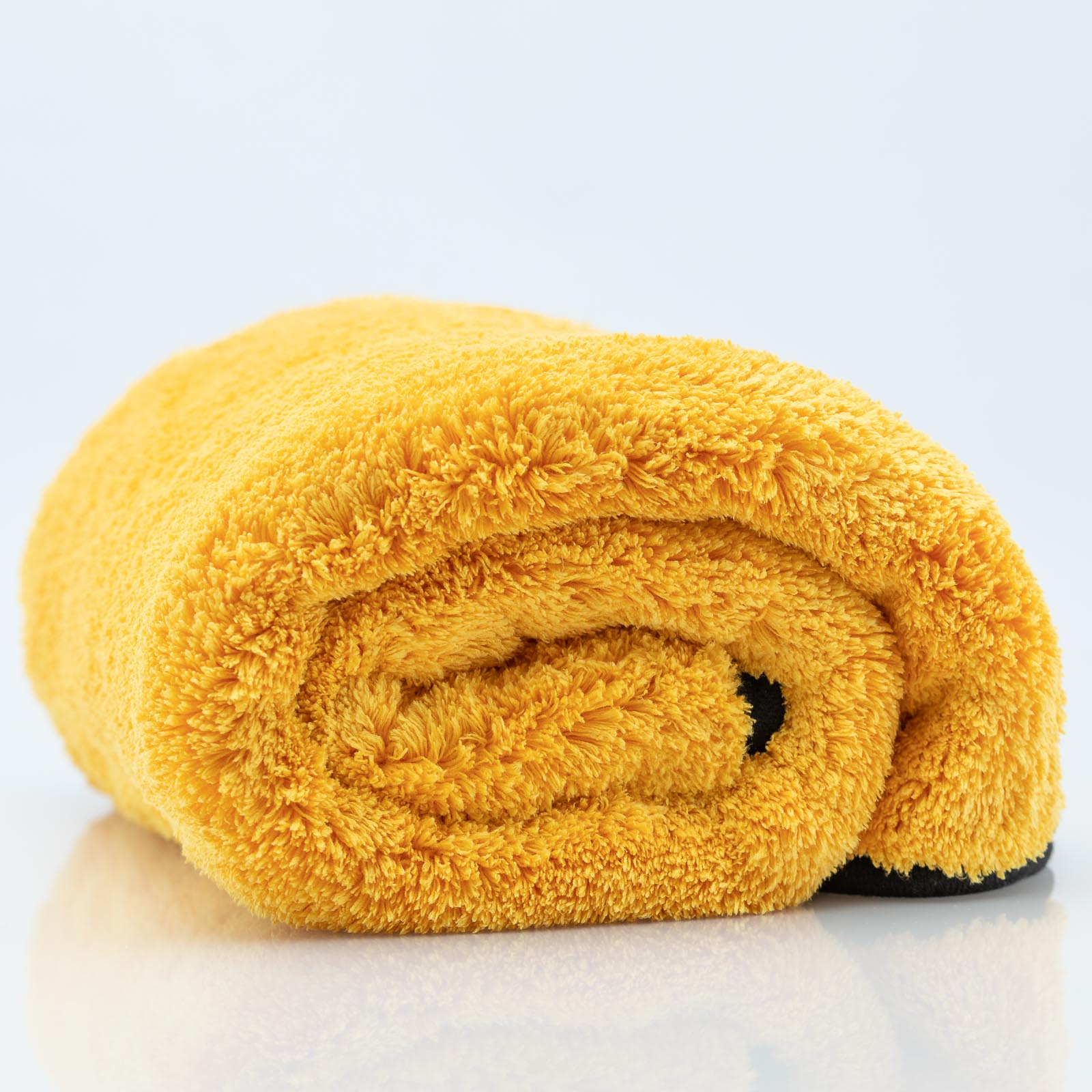 THIRSTY Premium Drying Towel by Golden Bird Detail