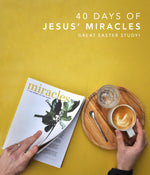 Miracles Devotional (DIGITAL): The signs & wonders of Jesus (35-days)