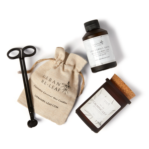CBD Spa Re-Leaf Essentials
