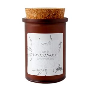 #3 Havana Wood Coconut Wax Candle