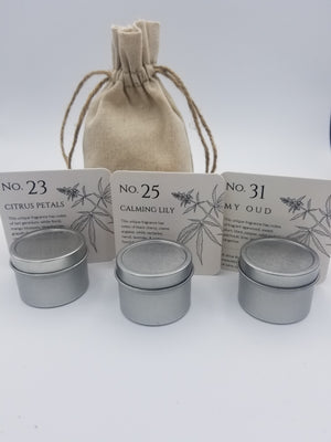 Cannabis Candle Sample Sets - Various