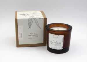 #36 Zen Garden Coconut Wax Candle