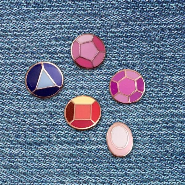 SECONDS SALE - Mini Crystal Gems Set