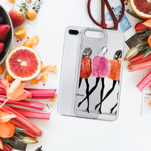 'WALK WALK' iPhone Case
