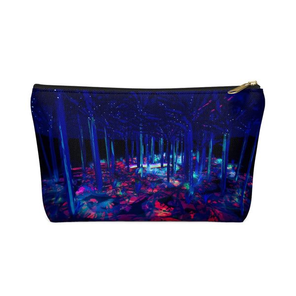 'RAINBOW FOREST I' Pouch