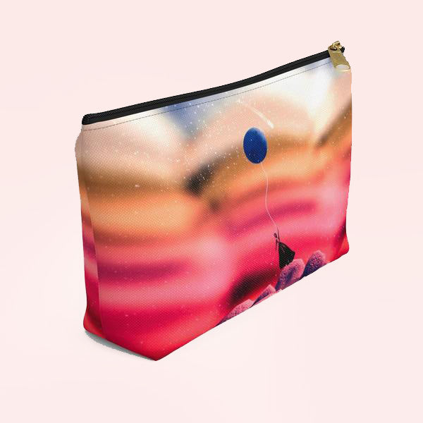 'OUTSIDE WORLD I' Pouch