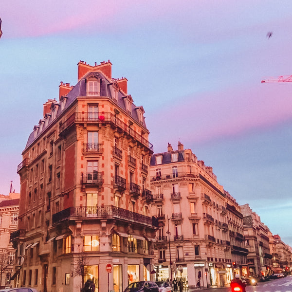 'PARIS SUNSET' Preset