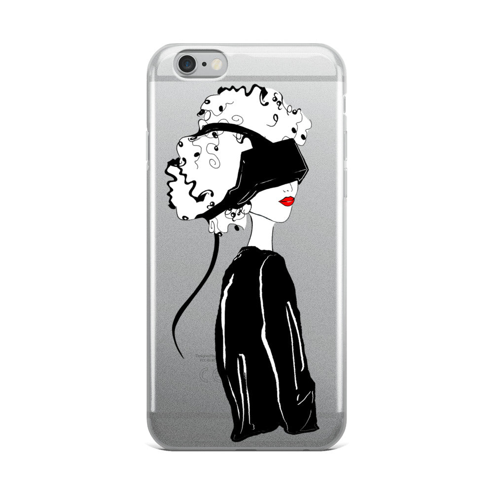 'VR GIRL' iPhone Case