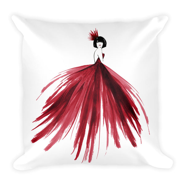 'QUEEN' Pillow