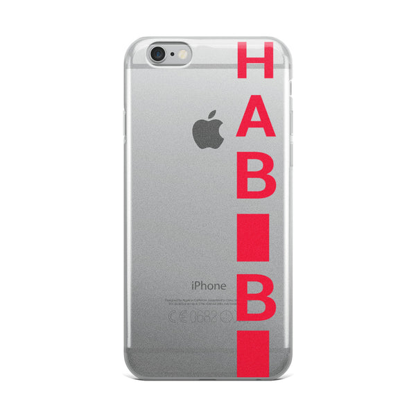 'HABIBI' iPhone Case