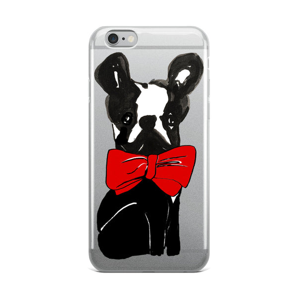 'PUPPY' iPhone Case