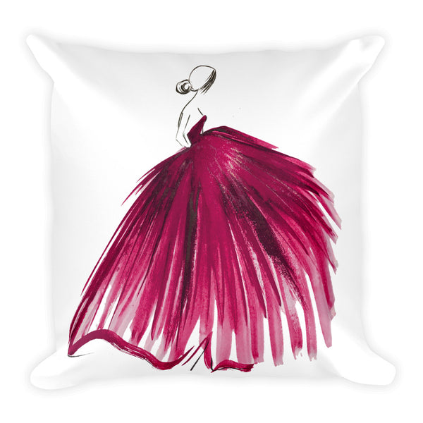 'GOWN' Pillow
