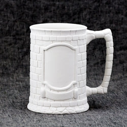 Pottery Dinnerware- Crested Stein